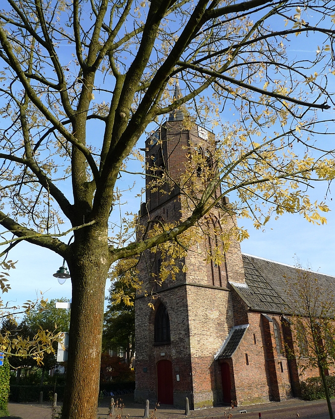 Johanneskerk aan de Naarderstraat
